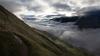 Im Tal vermutet wohl kaum jemand, dass sich hier oben über der Wolkendecke ein toller Bergtag ankündigt!