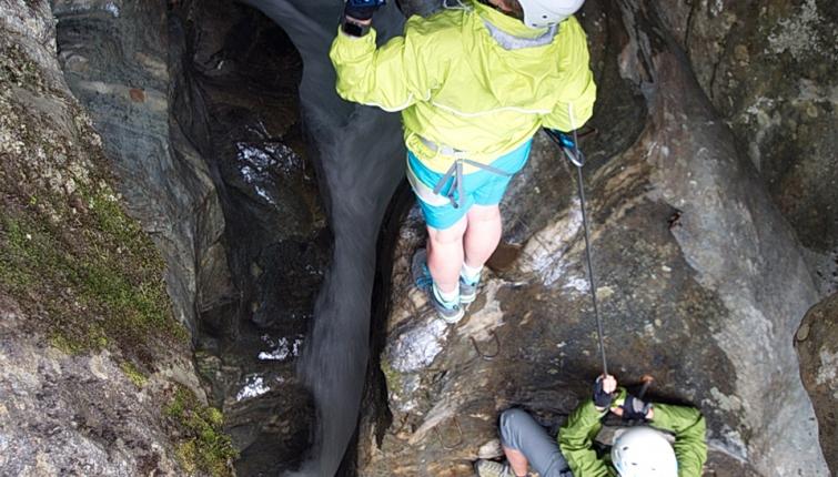 Kein Klettersteig der üblichen Art!