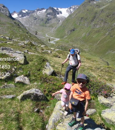 Blick ins Alpeiner Hochtal