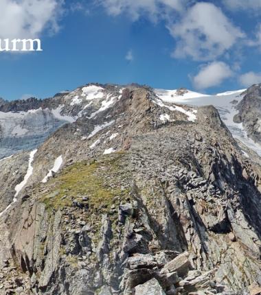 Lange Bergwanderung-technisch wenig anspruchsvoll! 3,5Std ab der Hütte