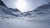 AM ANstieg zum Alpeiner Ferner trifft man auf viele vereiste Stellen-ohne Harscheisen gibt es ernsthafte Probleme!